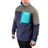 Dorado Half-Zip Fleece Jacket In Spruce