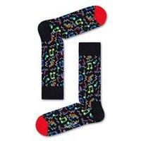 City Jazz Socks In Black