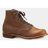 Blacksmith Boot In Copper Rough & Tough Leather