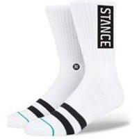 Og Sock In White