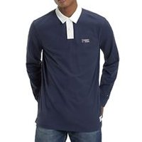Essential Rugby Shirt In Navy