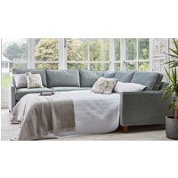 Hayes 2 x 2 Seater Corner Sofa Bed