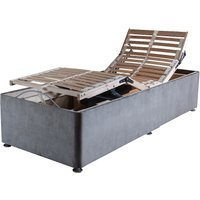 Brent Small Double Adjustable Bed Frame