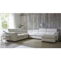 Product photograph showing Francesca U-shaped Corner Sofa With Left Or Right Chaise 016 017 011 028 047 049