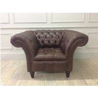 Cromwell Chair (Buttoned Seat) in Crystal Hazel cheapest