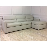 3str Sicily sofa bed with Right chaise in 10BK