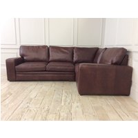 Sloane 3 x 1.5 Seater Corner Sofa Bed in Crystal Hazel