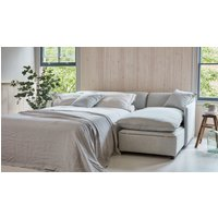 Norbury 3 Seater Chaise Sofa Bed