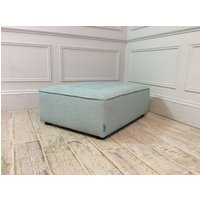 Product photograph showing Alice Footstool In Houston 321
