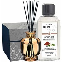 Maison Berger Belle Epoque Scented Bouquet Set, Brown - Brown Gifts