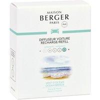 Maison Berger Ocean Breeze Car Diffuser Refills - David Shuttle Gifts