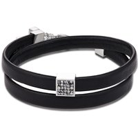 Coeur De Lion Anthracite Black Bracelet | 0117/30-1223 - Lion Gifts