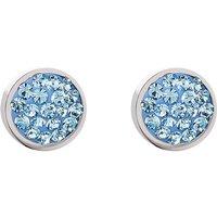 Coeur De Lion Aqua Earrings | 0118/21-2000 - Lion Gifts