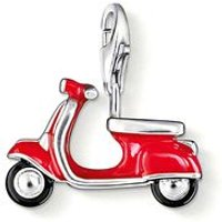 Thomas Sabo Charm Club Red Scooter | 0827-007-10 - Scooter Gifts