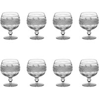 Cumbria Crystal Grasmere Brandy Balloon Glass (Buy 7 Get 1 FREE) - Glass Gifts