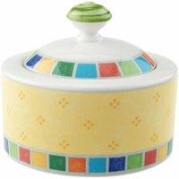 Villeroy & Boch Twist Alea Limone 0.20l Sugar/Jam Pot - Keyrings Gifts