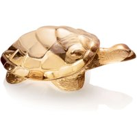 Lalique Gold Luster Caroline Turtle | 10139300 - Turtle Gifts