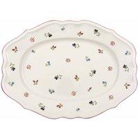 Villeroy and Boch Petite Fleur Oval Platter 37cm