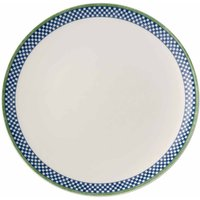 Villeroy & Boch Switch 3 26cm Castell Flat Plate Coupe - David Shuttle Gifts