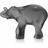 Lalique Grey Timora Elephant - Elephant Gifts