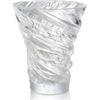 Lalique Carpes Koi Clear Vase | 10672000 - David Shuttle Gifts
