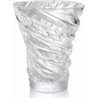 Lalique Carpes Koi Clear Vase - David Shuttle Gifts
