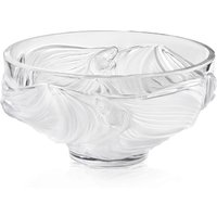 Lalique Poissons Combattants Large Clear Bowl | 10672300 - Bowl Gifts
