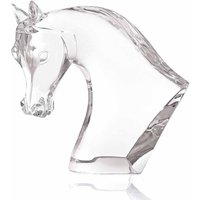 Lalique Clear Horse's Head