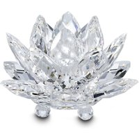 Swarovski Waterlily Candleholder | 11867 - Decorations Gifts