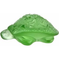 Lalique Light Green Sidonie Turtle - Turtle Gifts