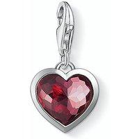 Thomas Sabo Charm Club Red Heart Pendant Charm | 1305-012-10 *NO PACKAGING* - Thomas Gifts
