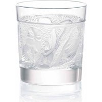 Lalique Owl Whisky Tumbler
