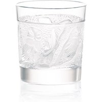 Lalique Owl Old Fashion Whisky Tumbler