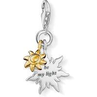 Thomas Sabo Charm Club Plain Be My Light Charm | 1347-413-12 *NO PACKAGING* - Thomas Gifts