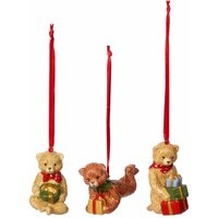 Villeroy & Boch Nostalgic Ornaments Ornaments Teddy Set - Ornaments Gifts