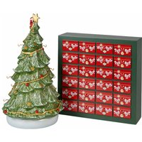 Villeroy & Boch Christmas Toys Memory Advent Calendar Set