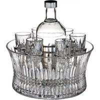 Waterford Lismore Diamond Vodka Set