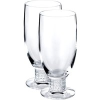 Lalique Louvre Beer Glass (Pair) | 1734000