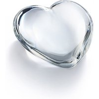 Baccarat Coeur Clear Cupid Heart | 1761531 - Cuff Links Gifts