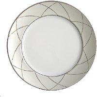 Haviland Clair de Lune Uni Round Platter