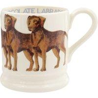 Emma Bridgewater Chocolate Labrador 1/2 Pint Mug   1CLA020002 - Labrador Gifts