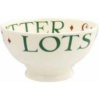 Emma Bridgewater Christmas Toast French Bowl - French Gifts