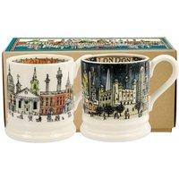 Emma Bridgewater London Set of 2 1/2 Pint Mugs (Boxed) - Mugs Gifts
