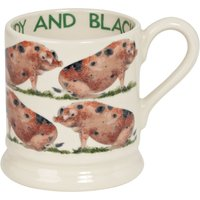 Emma Bridgewater Sandy & Black Pig 1/2 Pint Mug | 1FAR030002 - Pig Gifts