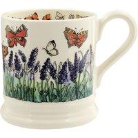 Emma Bridgewater Butterflies 1/2 Pint Mug   1GAR010002 - Butterflies Gifts