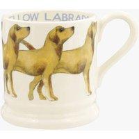 Emma Bridgewater Dogs Yellow Labrador 1/2 Pint Mug - Labrador Gifts