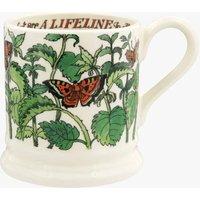Emma Bridgewater Good Gardening Nettles 1/2 Pint Mug - Gardening Gifts