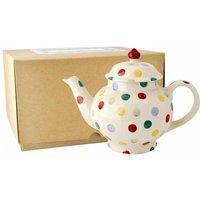 Emma Bridgewater Polka Dot 4 Mug Teapot (Boxed)