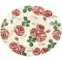 Emma Bridgewater Pink Roses Medium Oval Platter