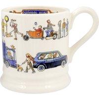 Emma Bridgewater School Run 1/2 Pint Mug | 1SRN010002 - School Gifts